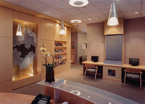 Inc - Interior Design Portfolio - Medical and Dental Office Design ...